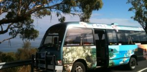cafe bus winery tours melbourne
